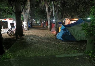 Campeggio Bungalow Mokambo